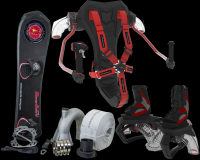 ZR02000_Combination Kit-Package Flyboard Pro SeriesHover BoardJetpackWireless EMK with Standard ZR Hose2015