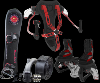 ZR02600_Combination Kit-Package Flyboard Pro SeriesHover BoardJetpack with X-Armor Hose2014