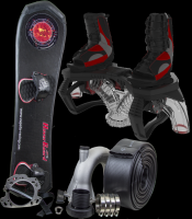 ZR03600_Combination Kit-Package Flyboard Pro SeriesHover Board with X-Armor Hose 2014